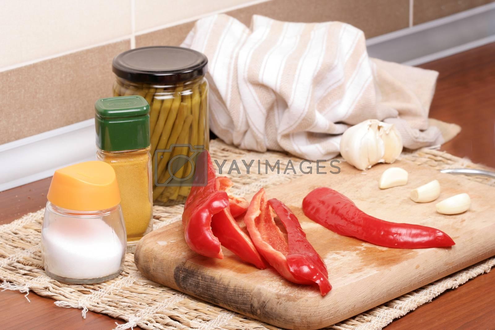 Vegetables by arosoft