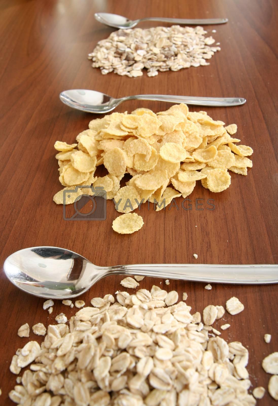 Corn flakes by arosoft