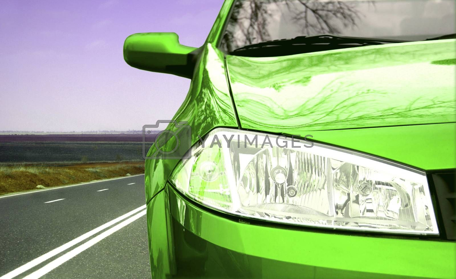 Beautiful car. Great details ! by arosoft
