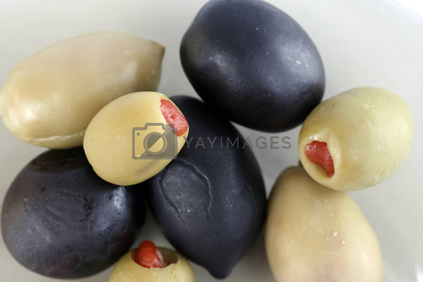 Olives by arosoft