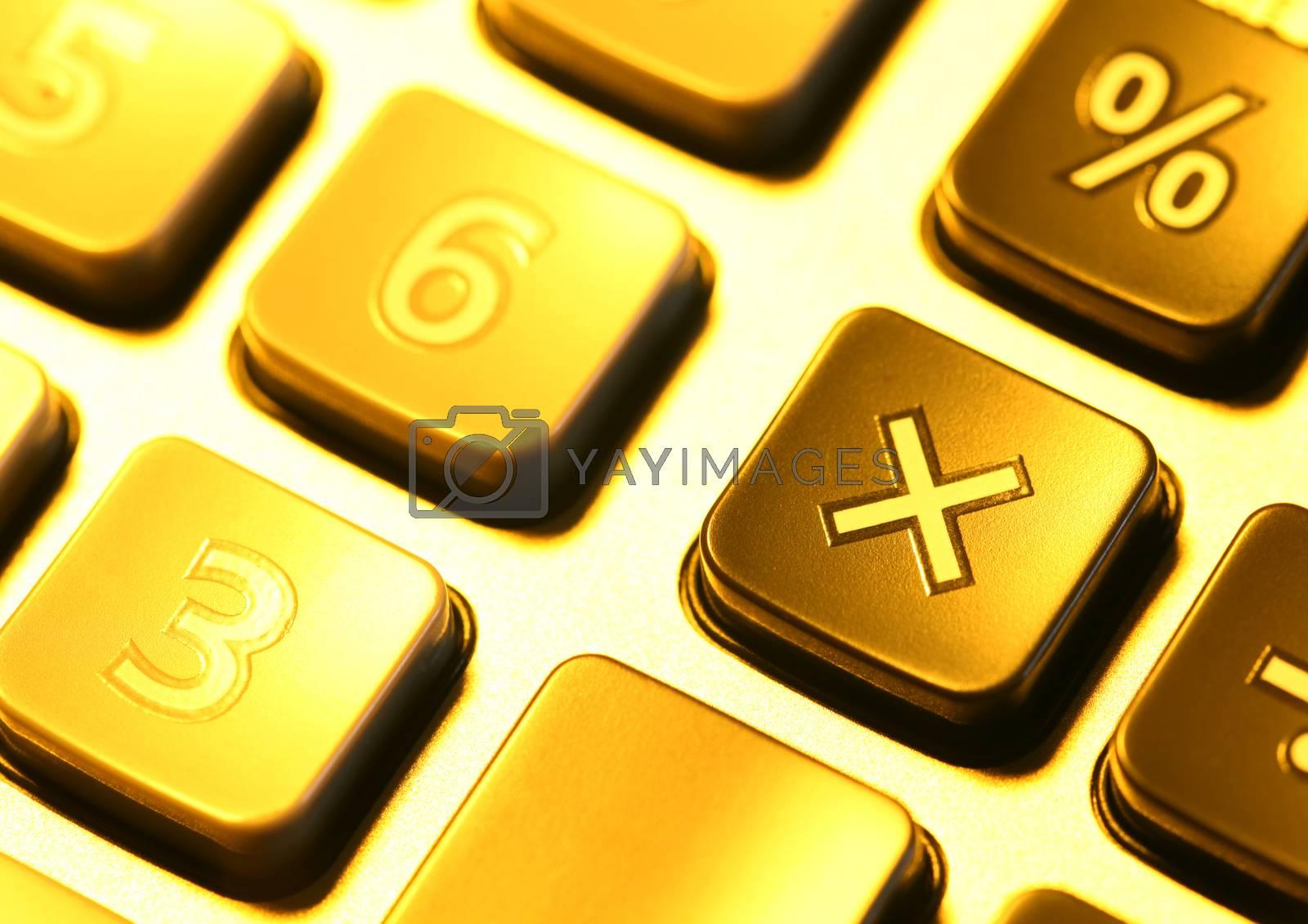 Royalty free image of Calculator by janaka