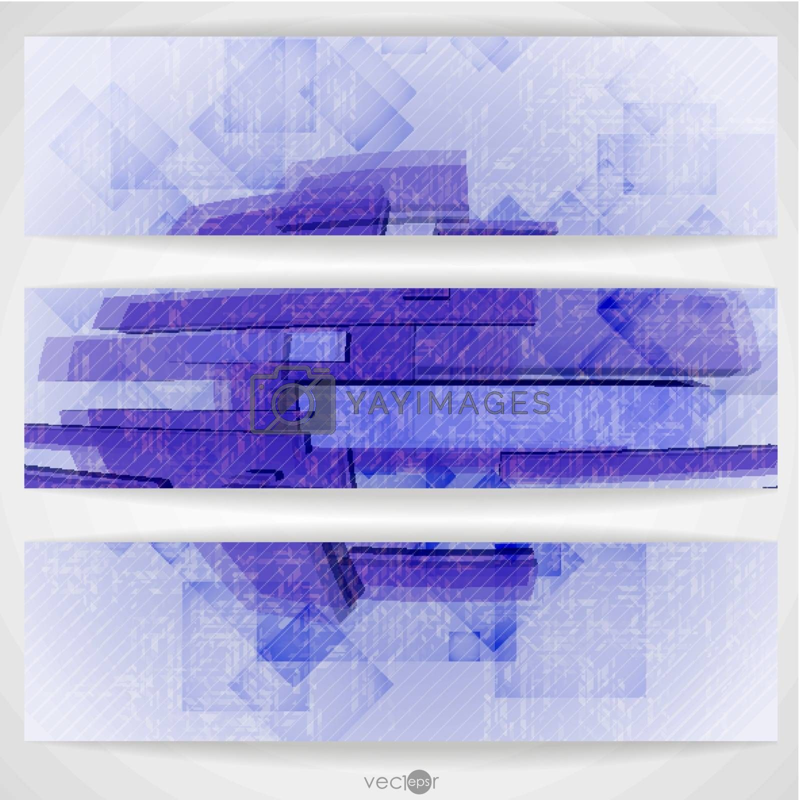 Royalty free image of Abstract Geometric Shapes. by HelenStock