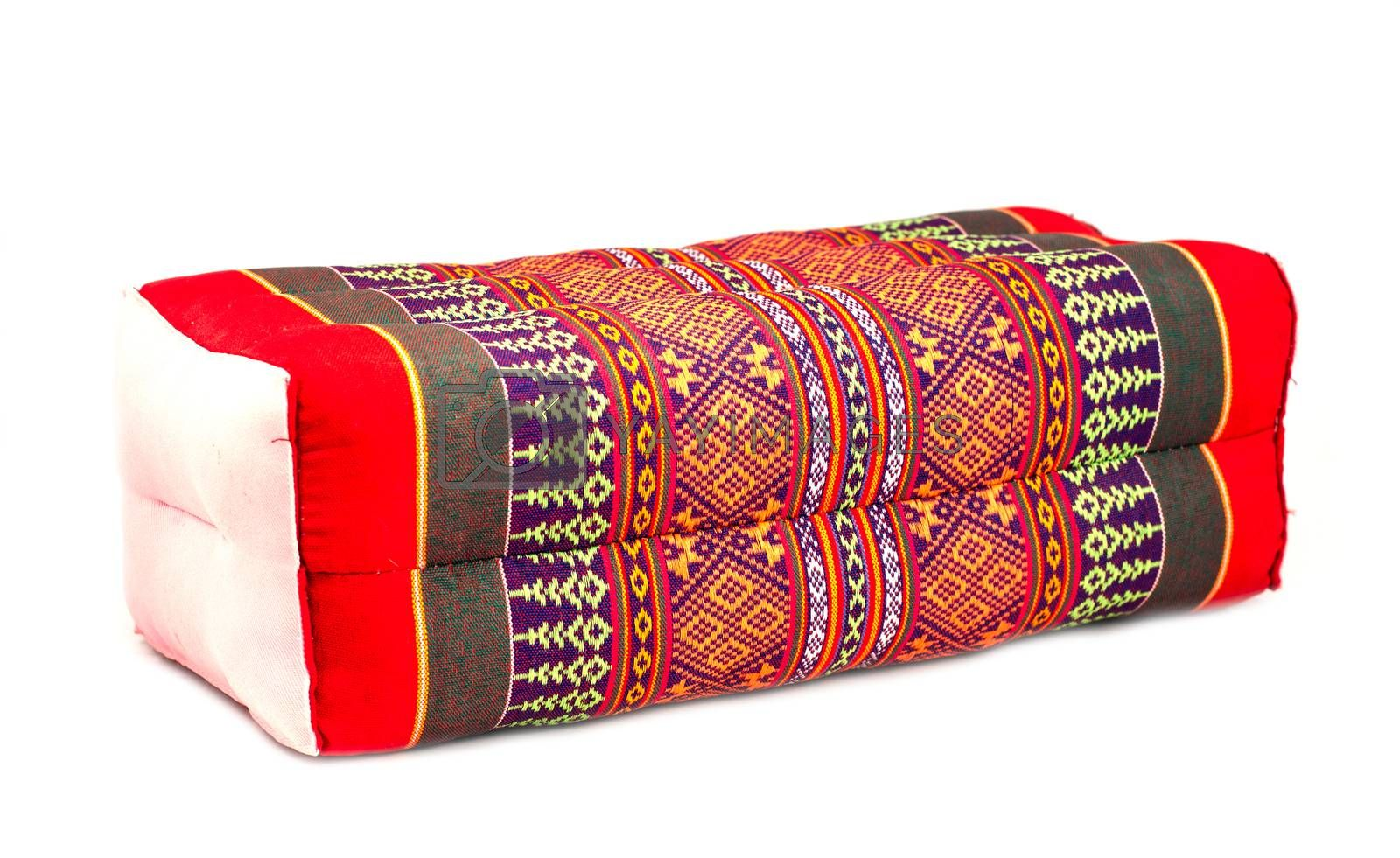 Royalty free image of Rectangle pillow by Sorapop