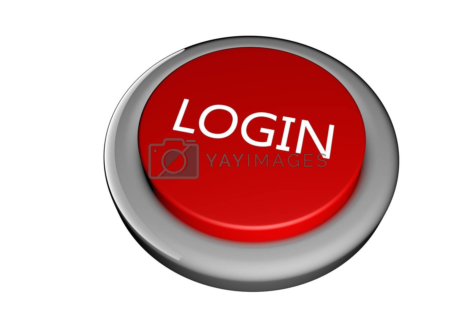 Royalty free image of Login by Koufax73