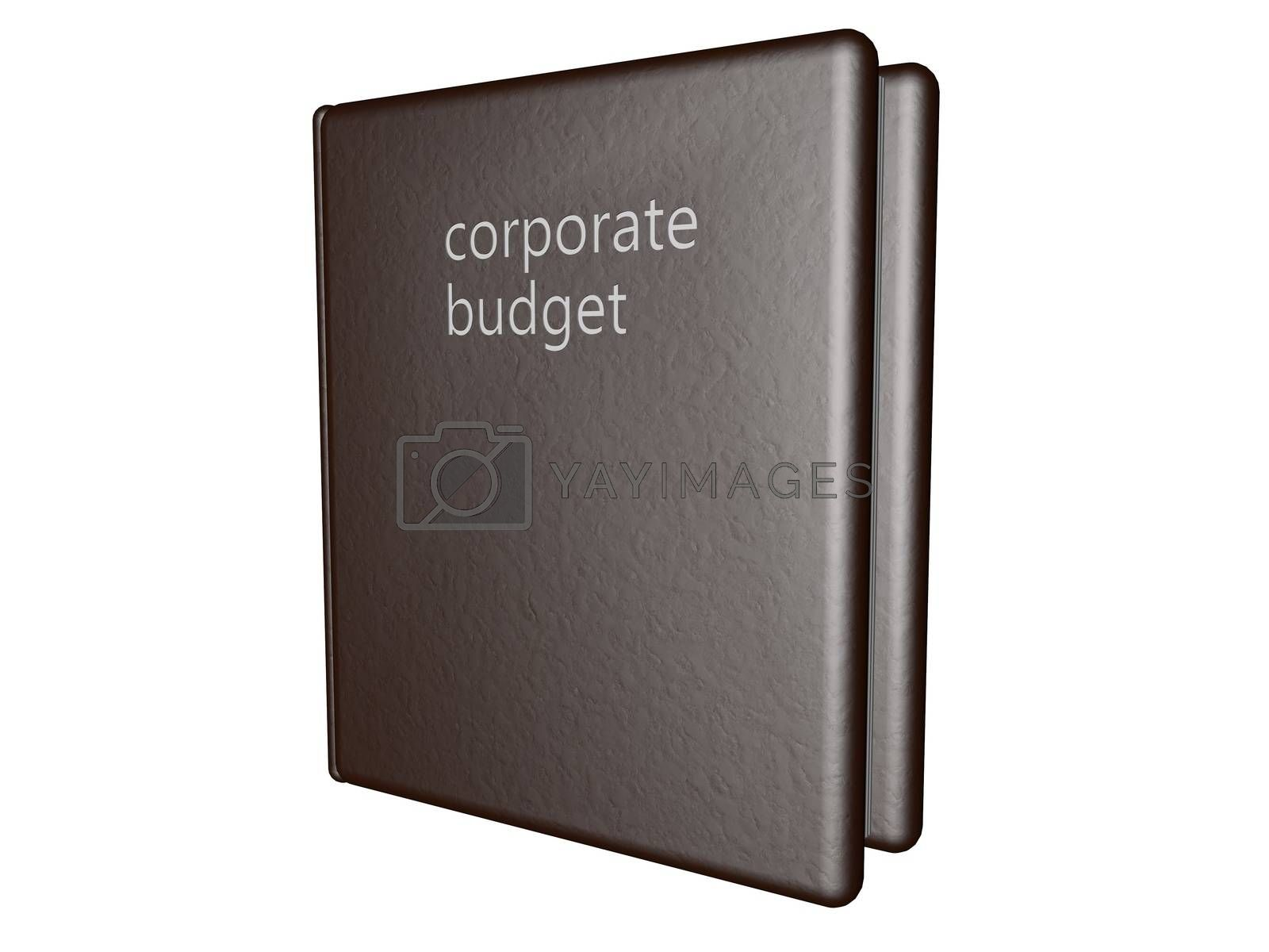 Royalty free image of Corporate budget by Koufax73