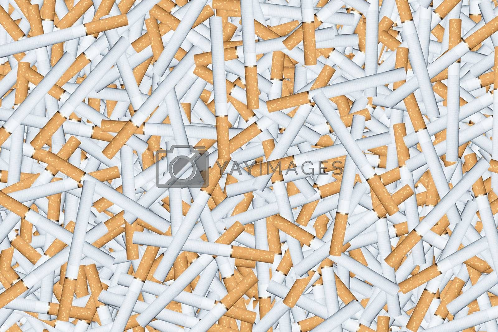 Royalty free image of Cigarettes by begun1983