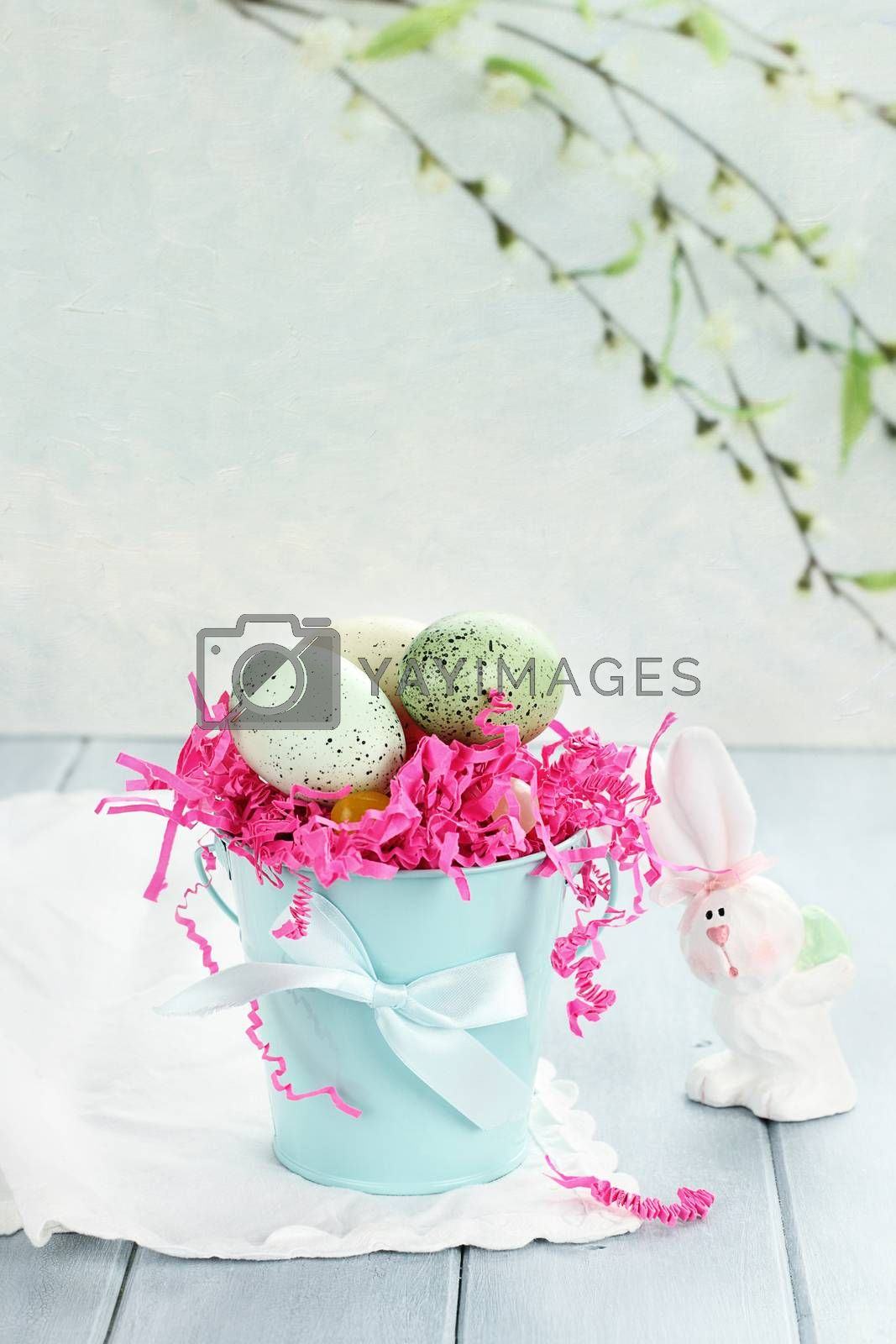 Royalty free image of Easter Eggs by StephanieFrey