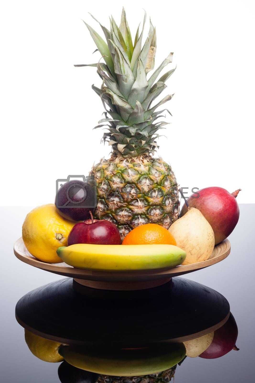 Royalty free image of exotic fruits by furo_felix