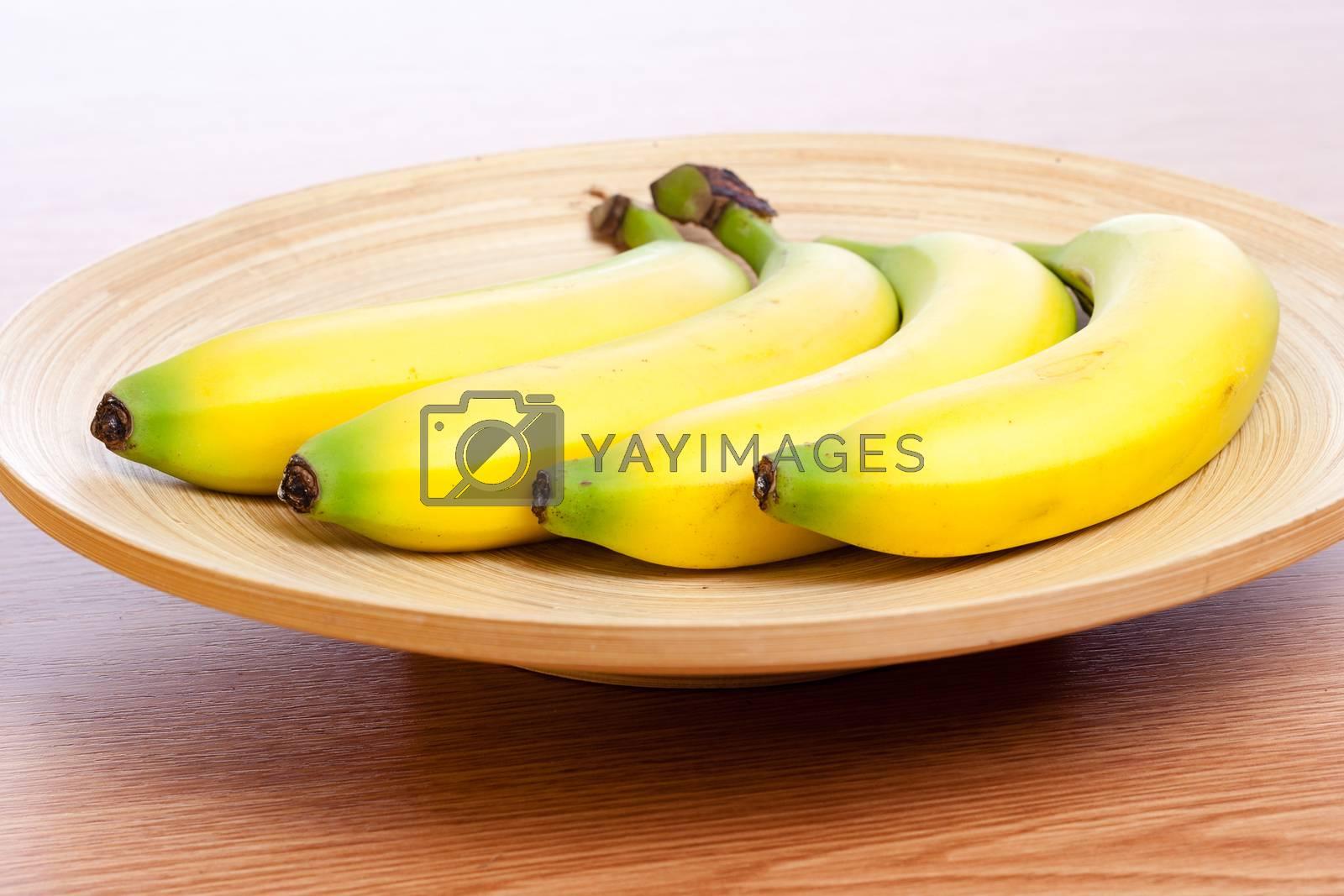 Royalty free image of banana by furo_felix