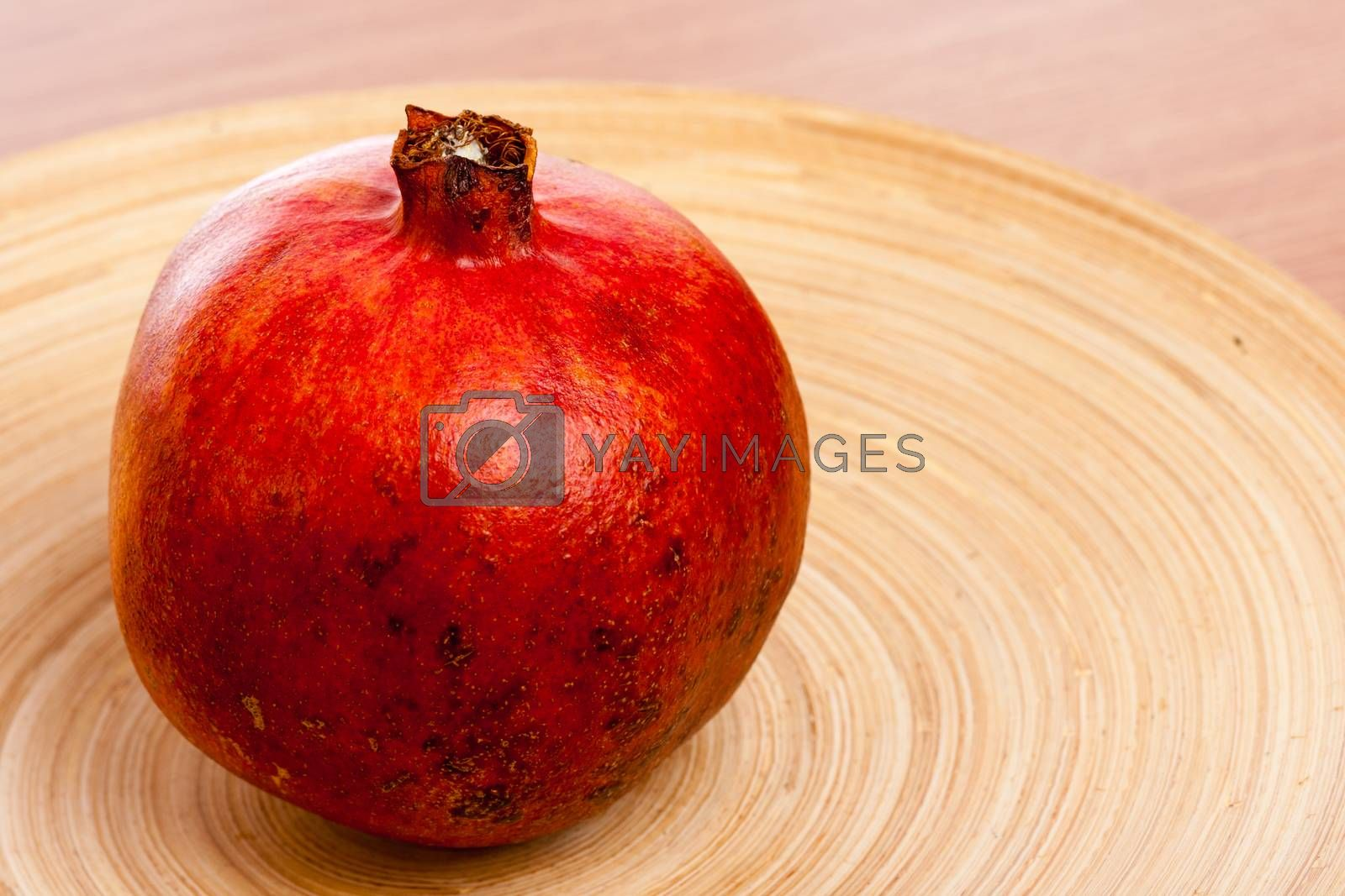 Royalty free image of pomegranate by furo_felix