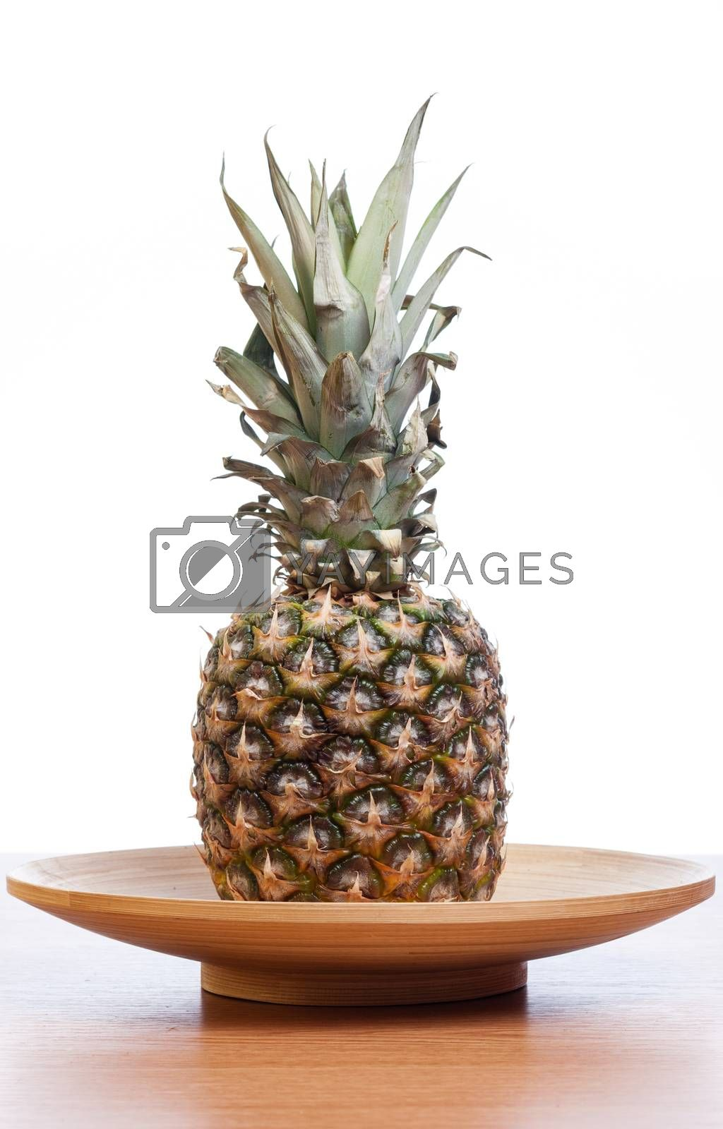 Royalty free image of pineapple by furo_felix