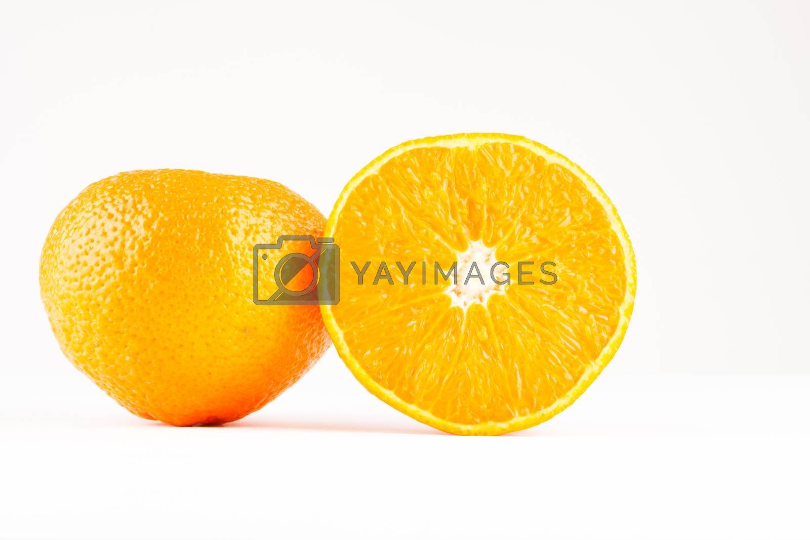 Royalty free image of mandarin by furo_felix