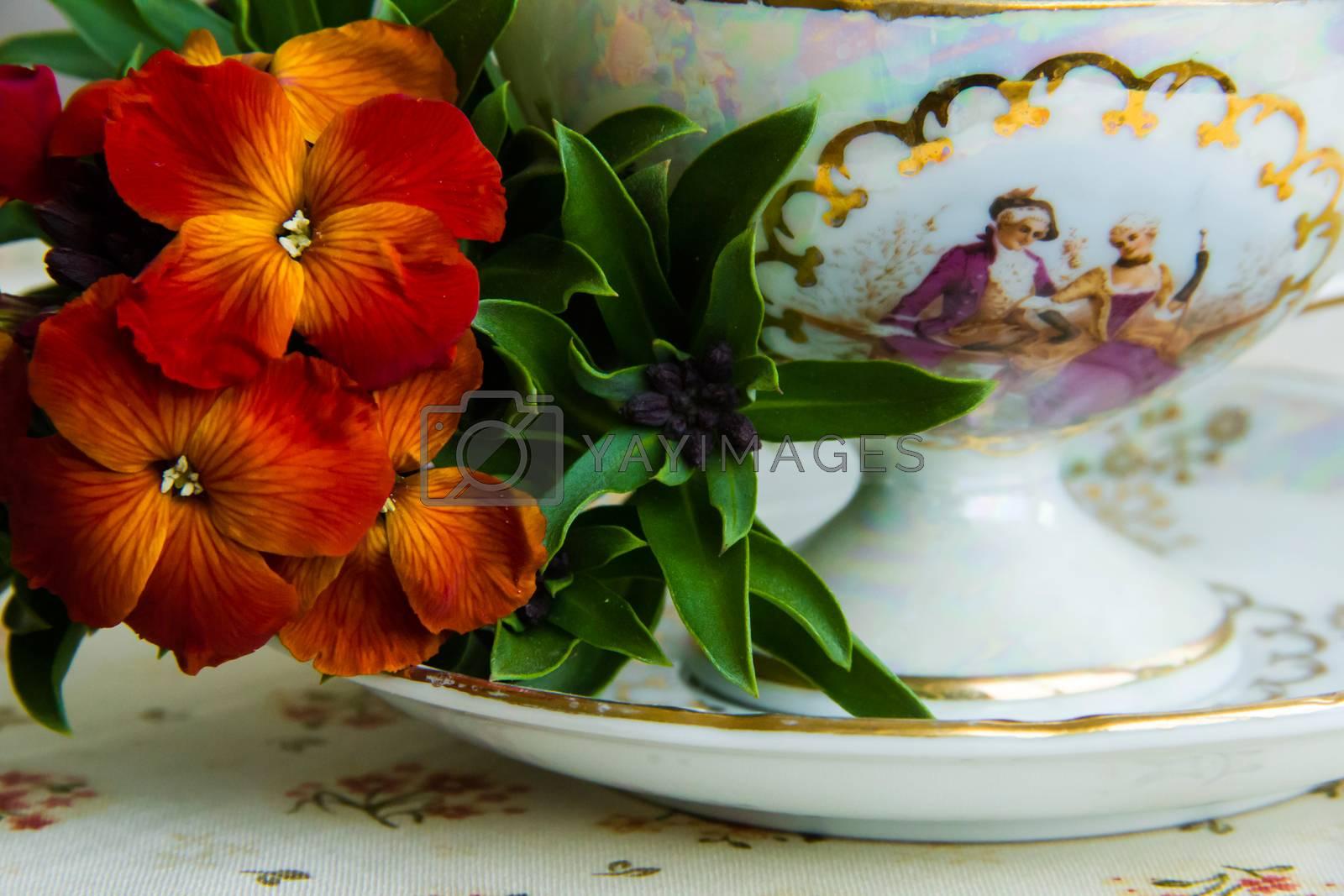 Royalty free image of background by Irinavk