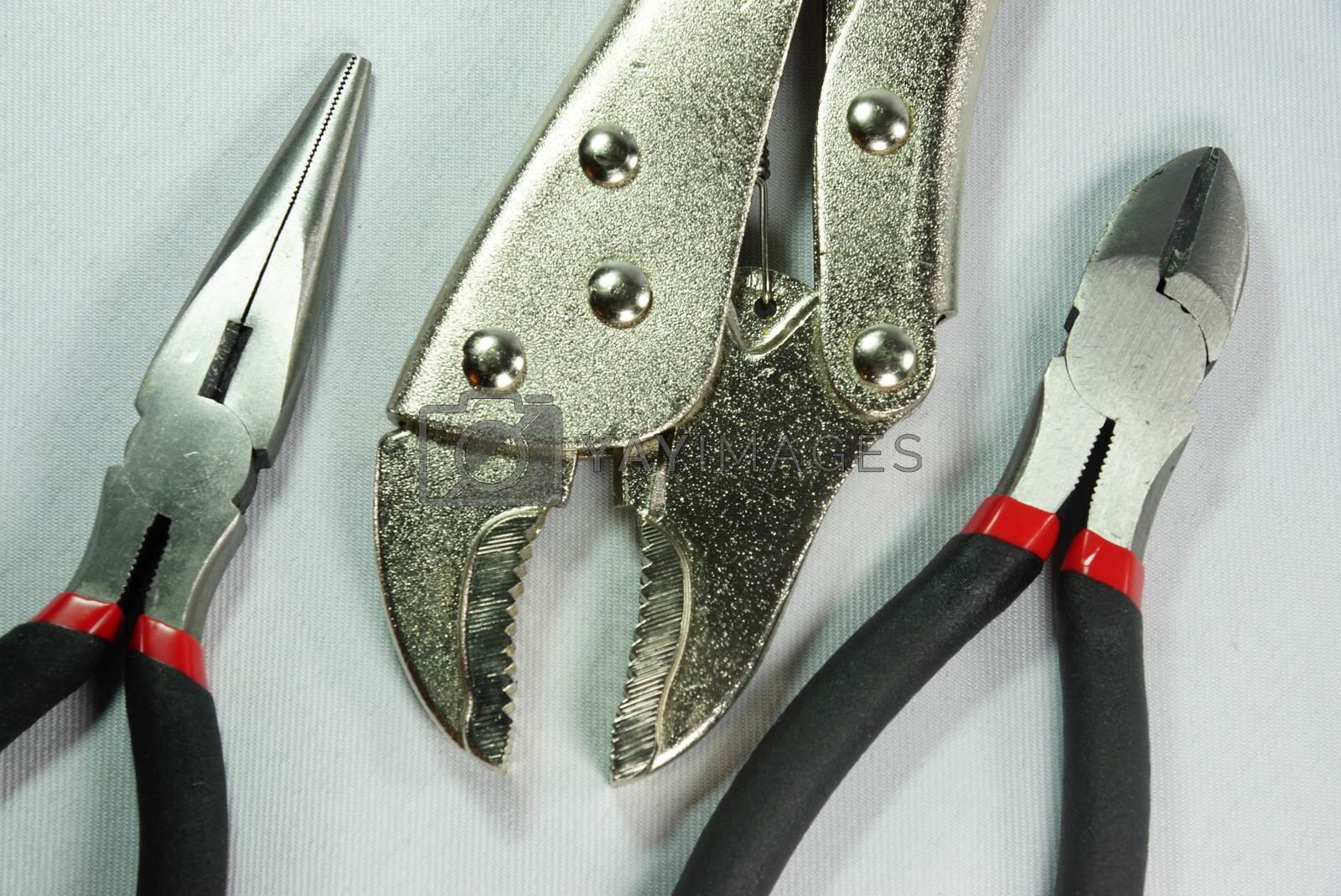 Royalty free image of tools by nattapatt