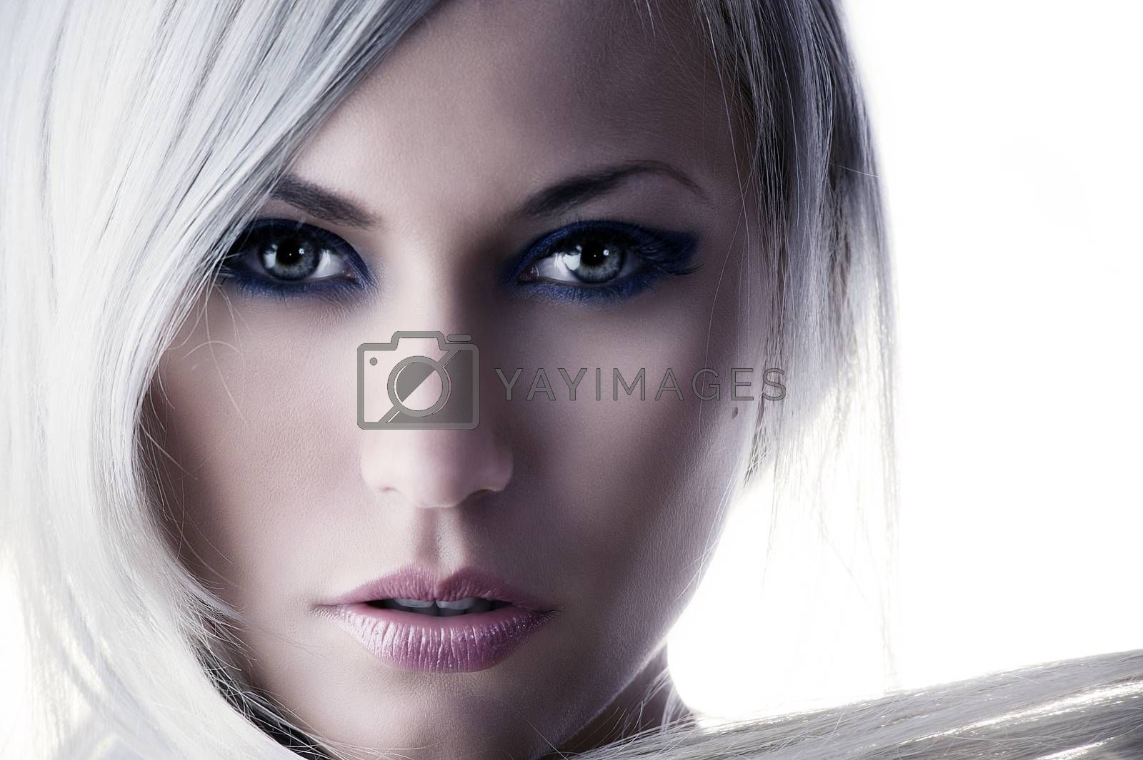 Royalty free image of fashion color by fotoCD
