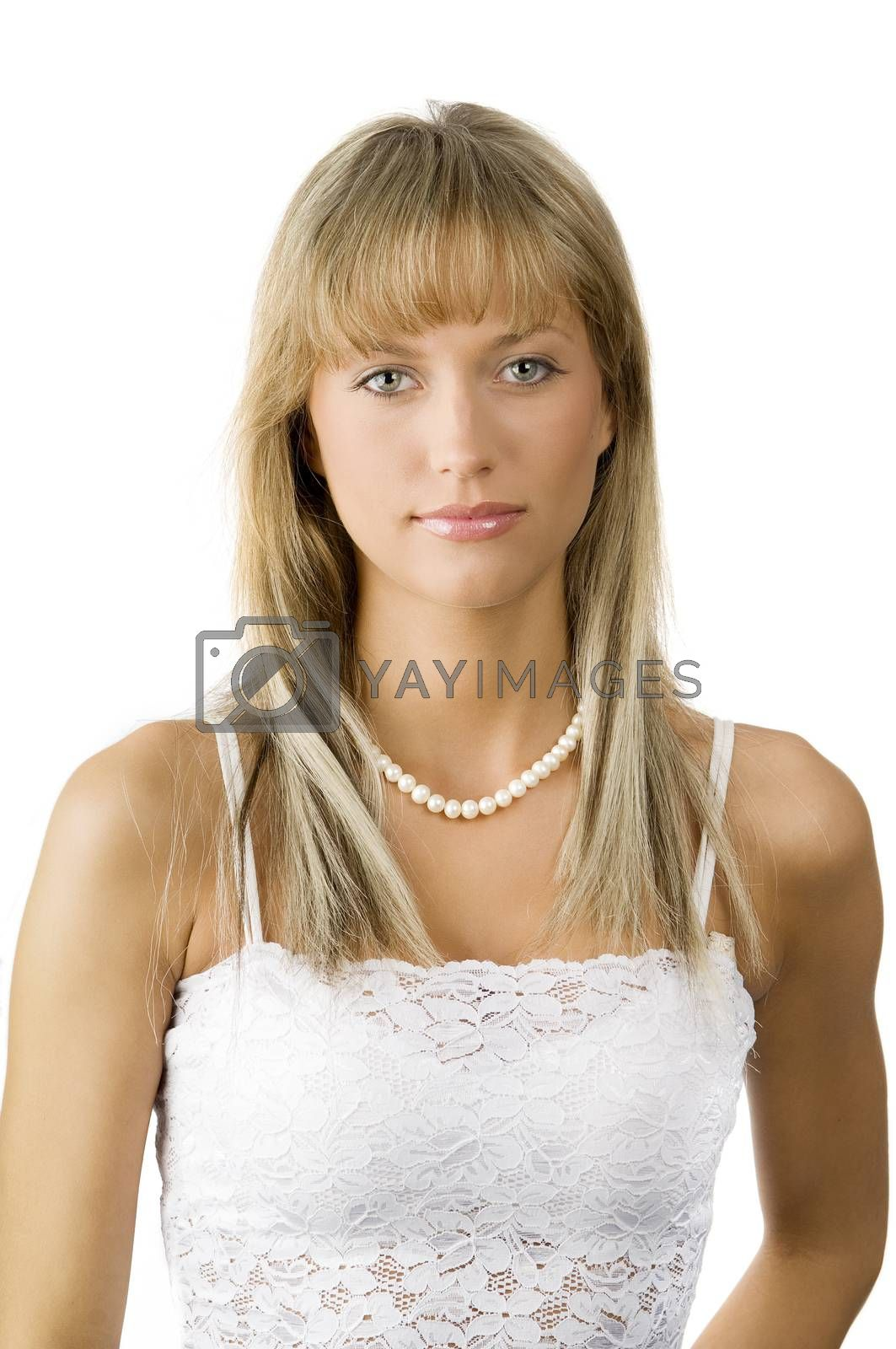 Royalty free image of portrait by fotoCD