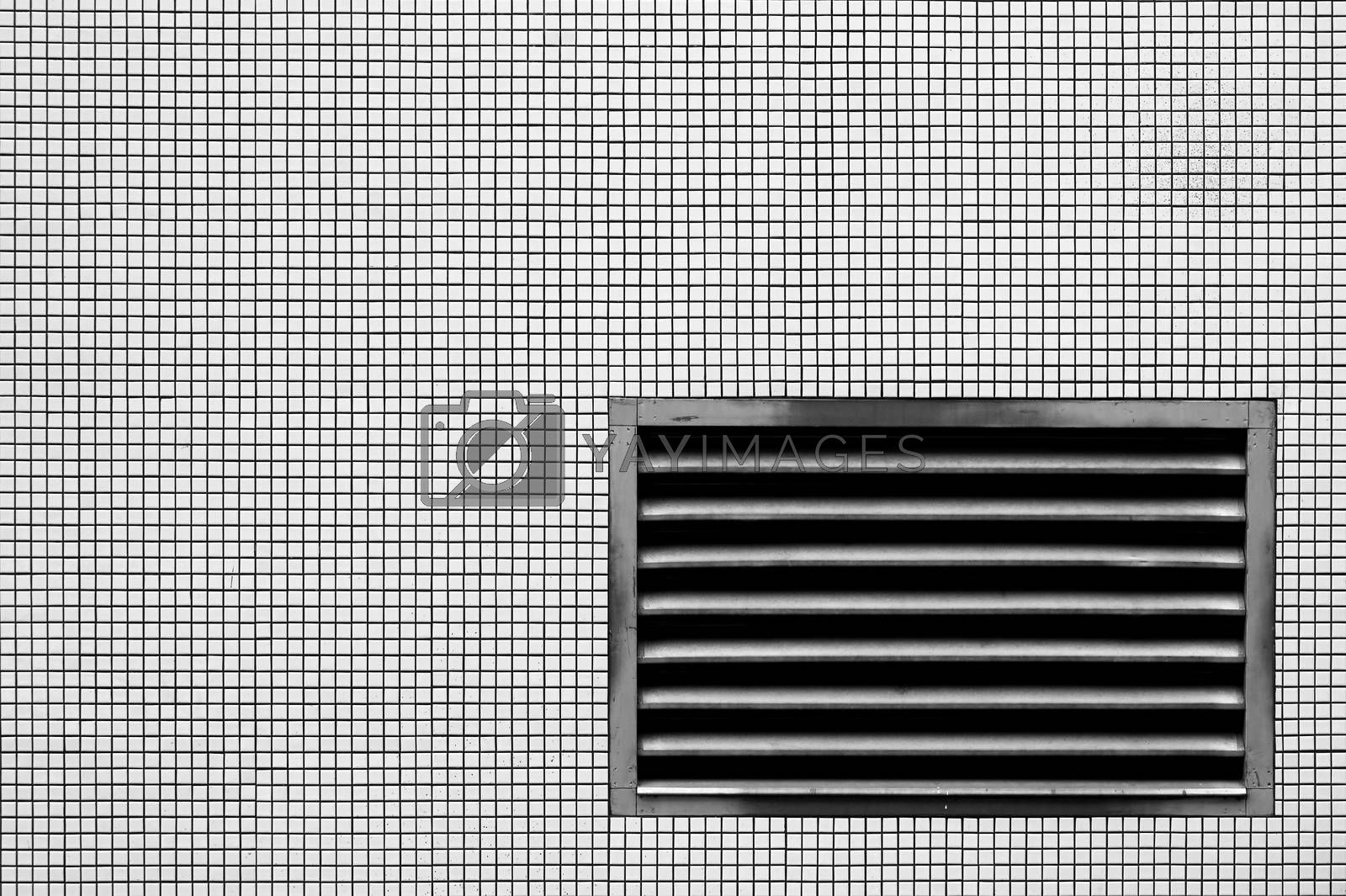 Royalty free image of Ventilation grille by ginton