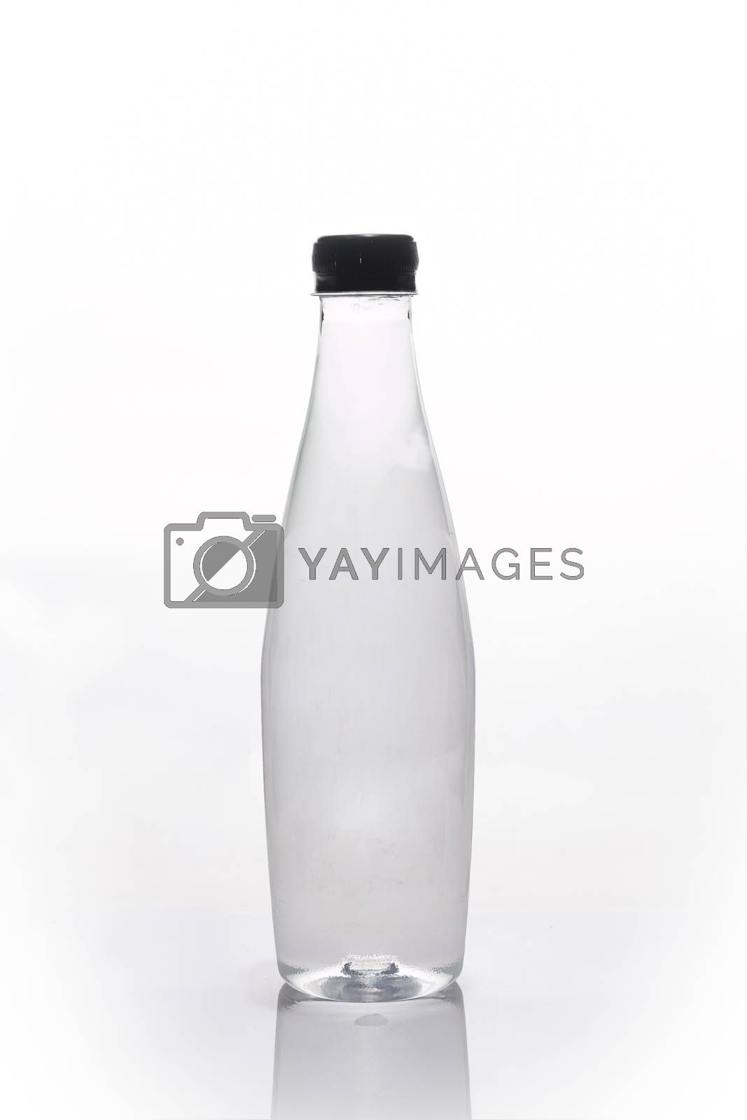 Royalty free image of Plastic bottle by AEyZRiO