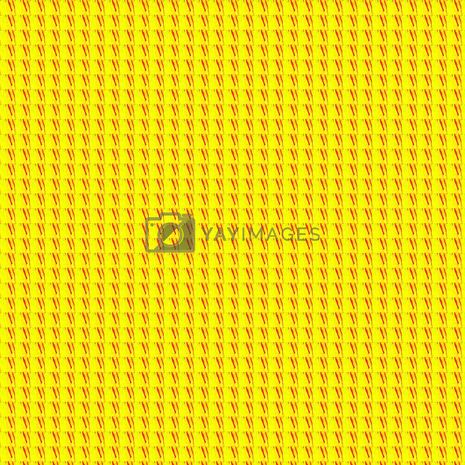 Royalty free image of Reapeting pattern by ankihoglund
