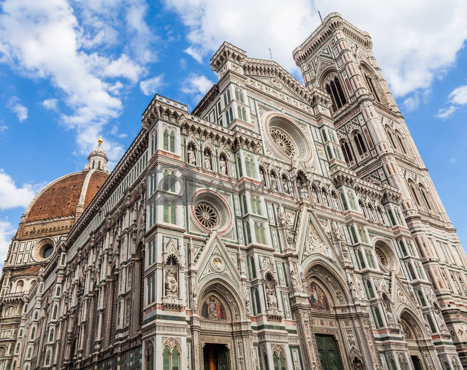 Royalty free image of Duomo di Firenze by Perseomedusa