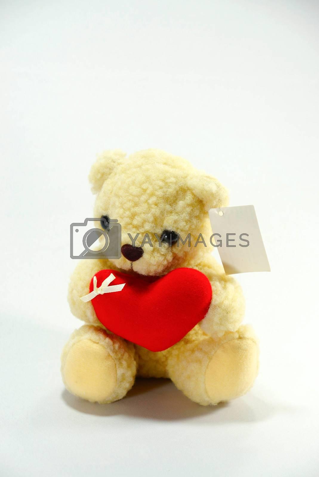 Royalty free image of bear 9 by nattapatt