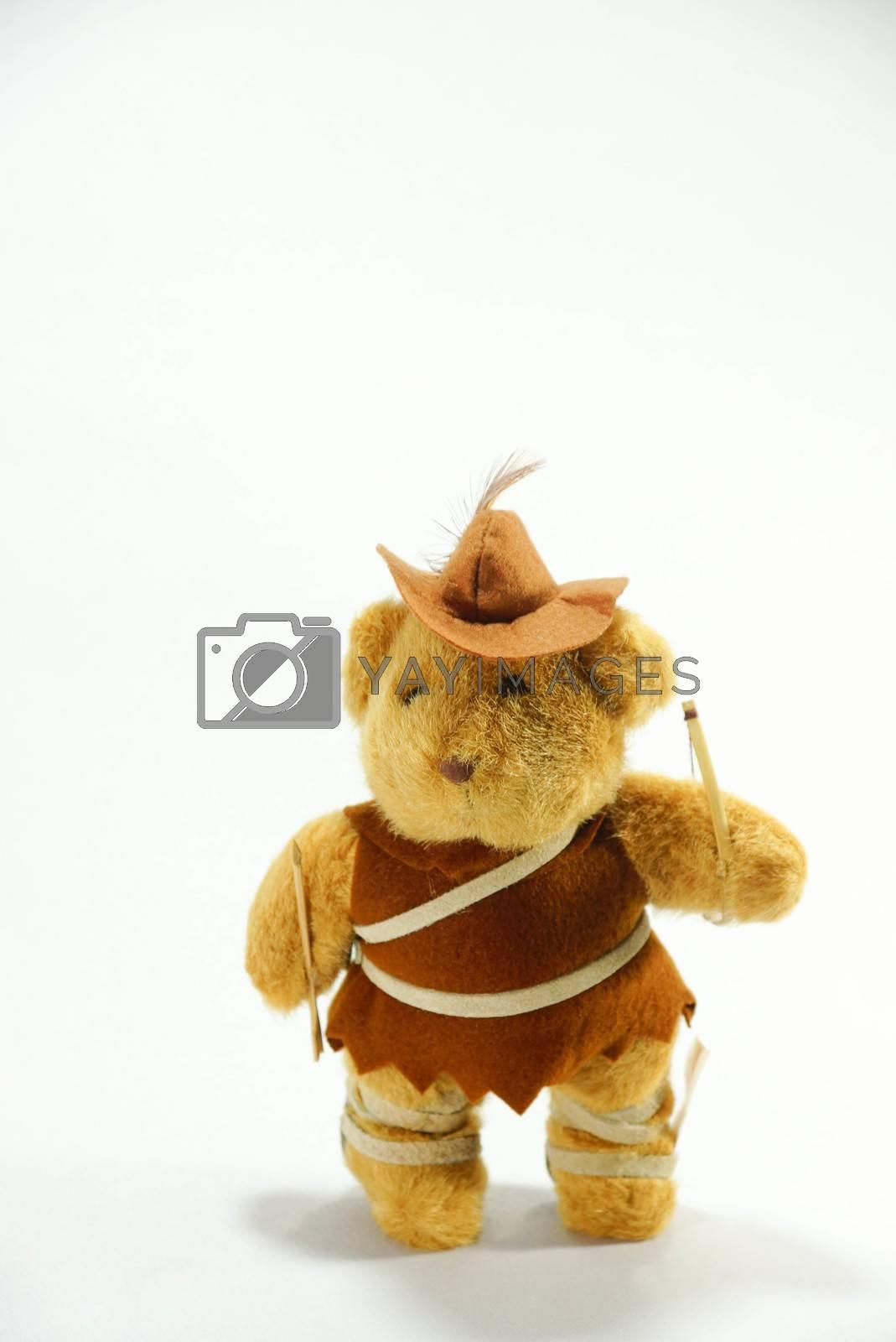 Royalty free image of bear 4 by nattapatt