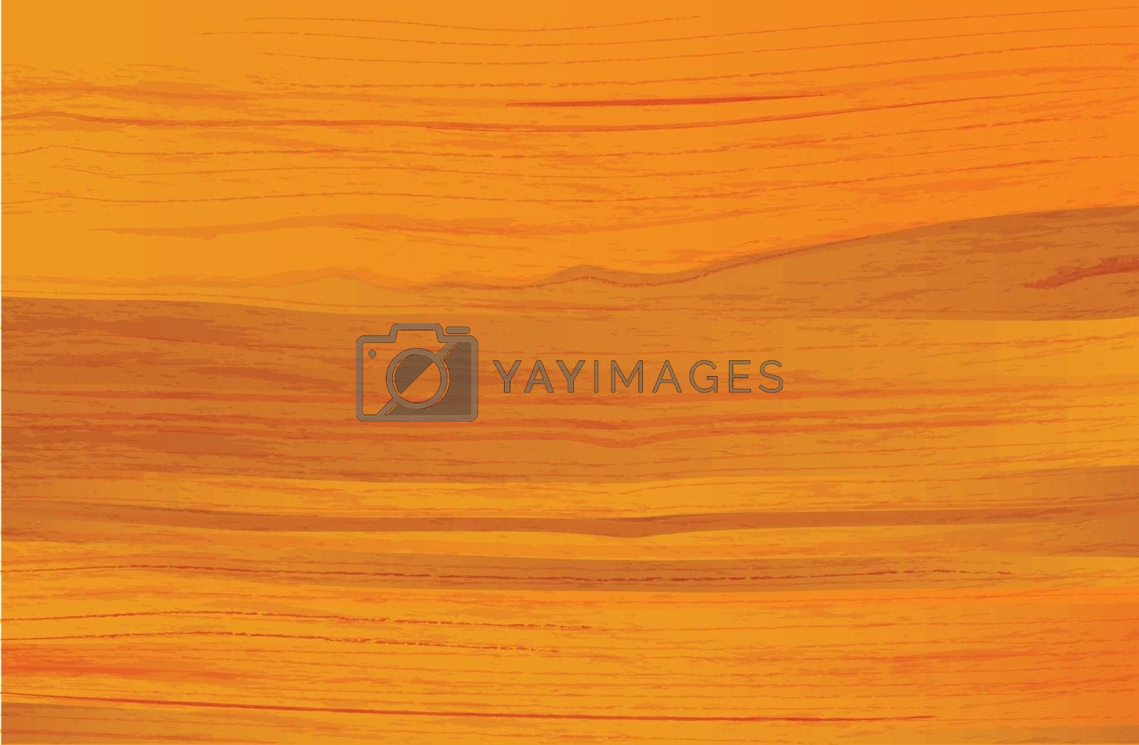 Wood texture and grain illustration