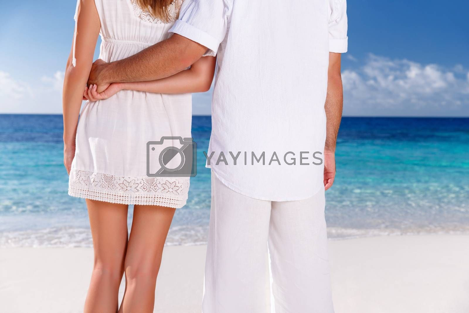 Royalty free image of Romantic relationship by Anna_Omelchenko