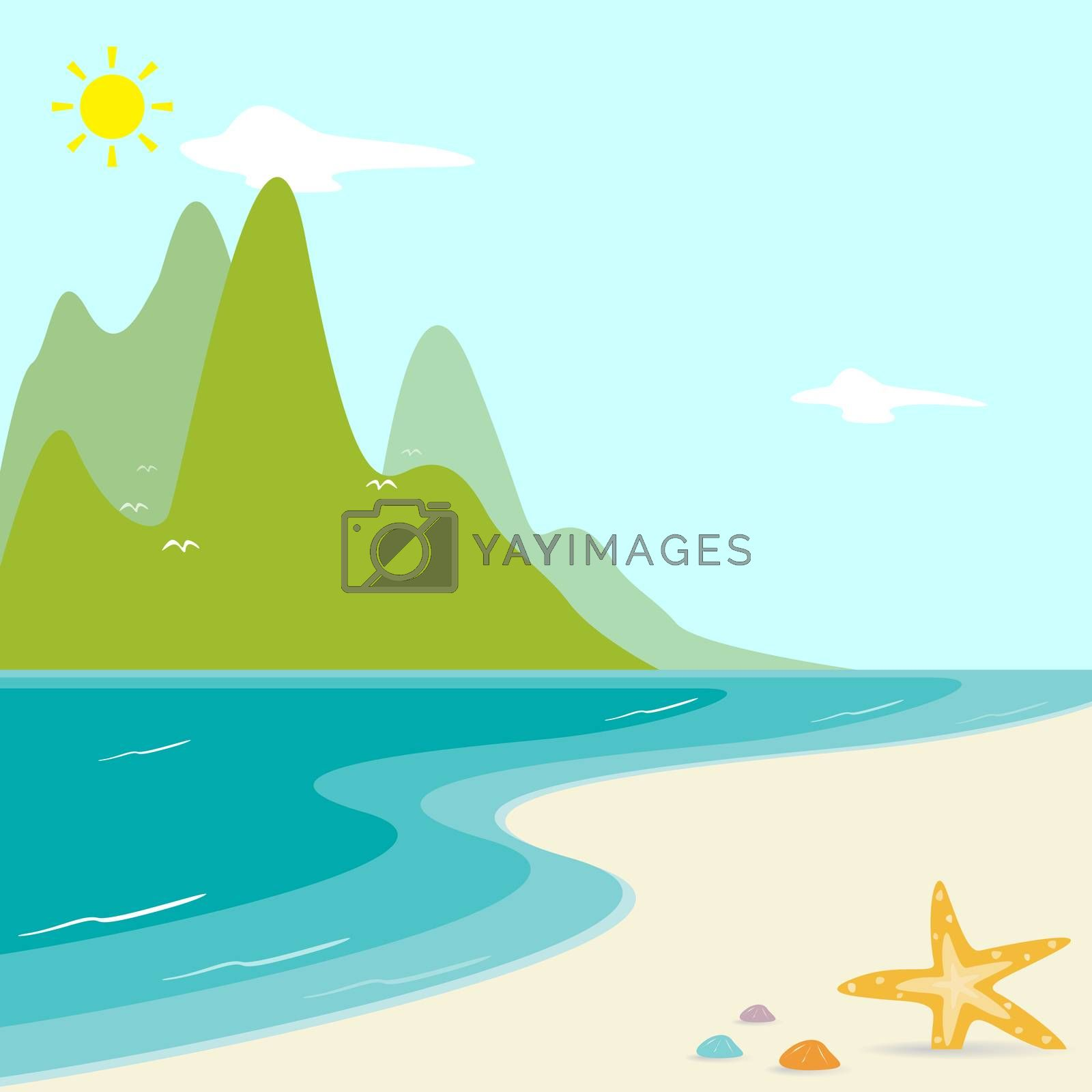 Royalty free image of beautiful beaches by photoexplorer
