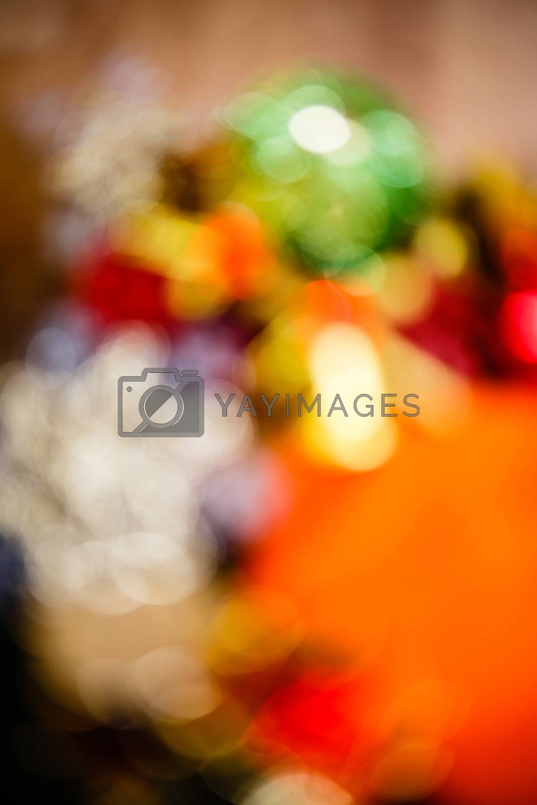 Royalty free image of Abstract christmas background by Vagengeym