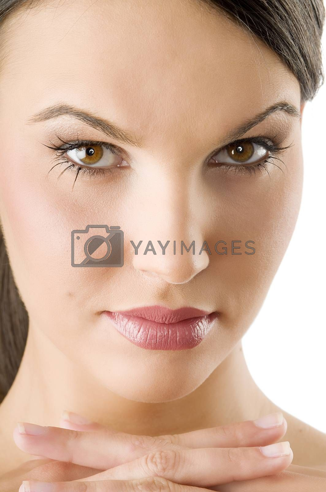 Royalty free image of my eyes by fotoCD