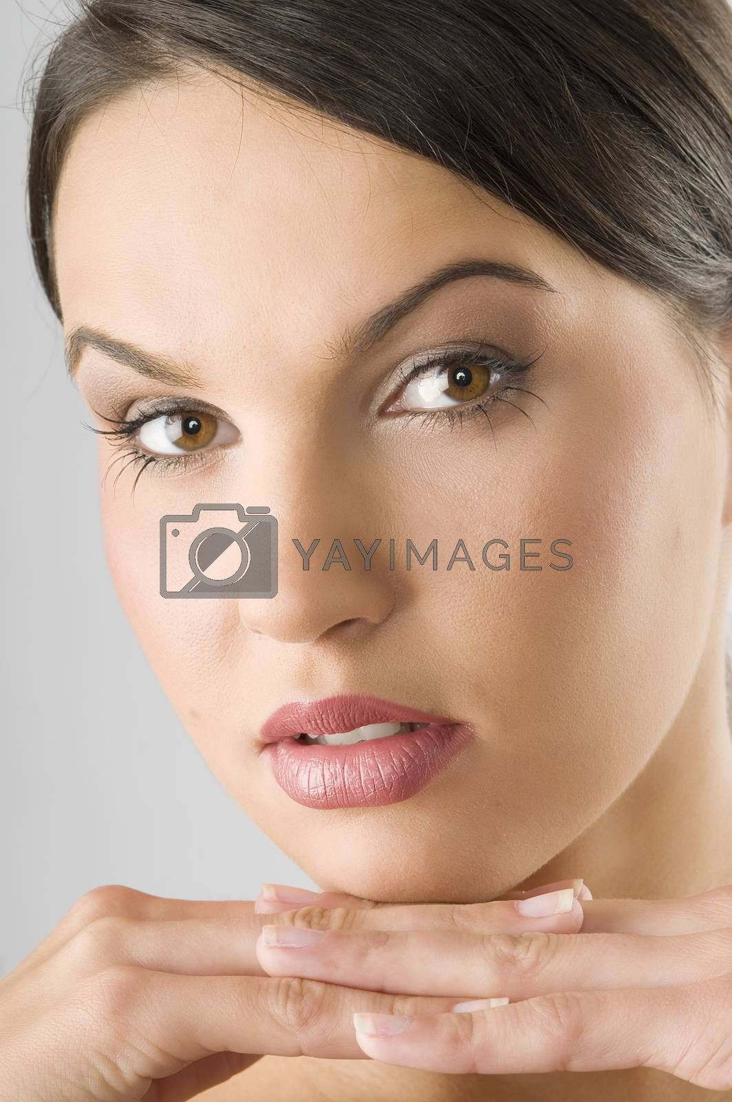 Royalty free image of my sensual eyes by fotoCD