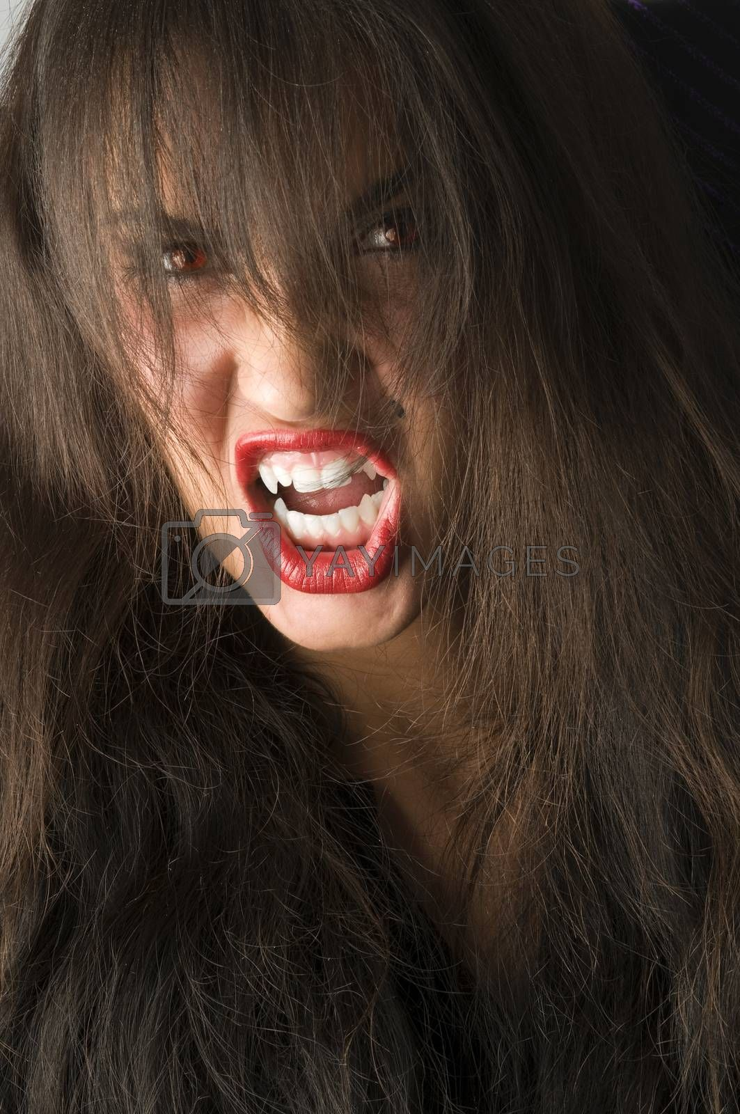 Royalty free image of vampire by fotoCD