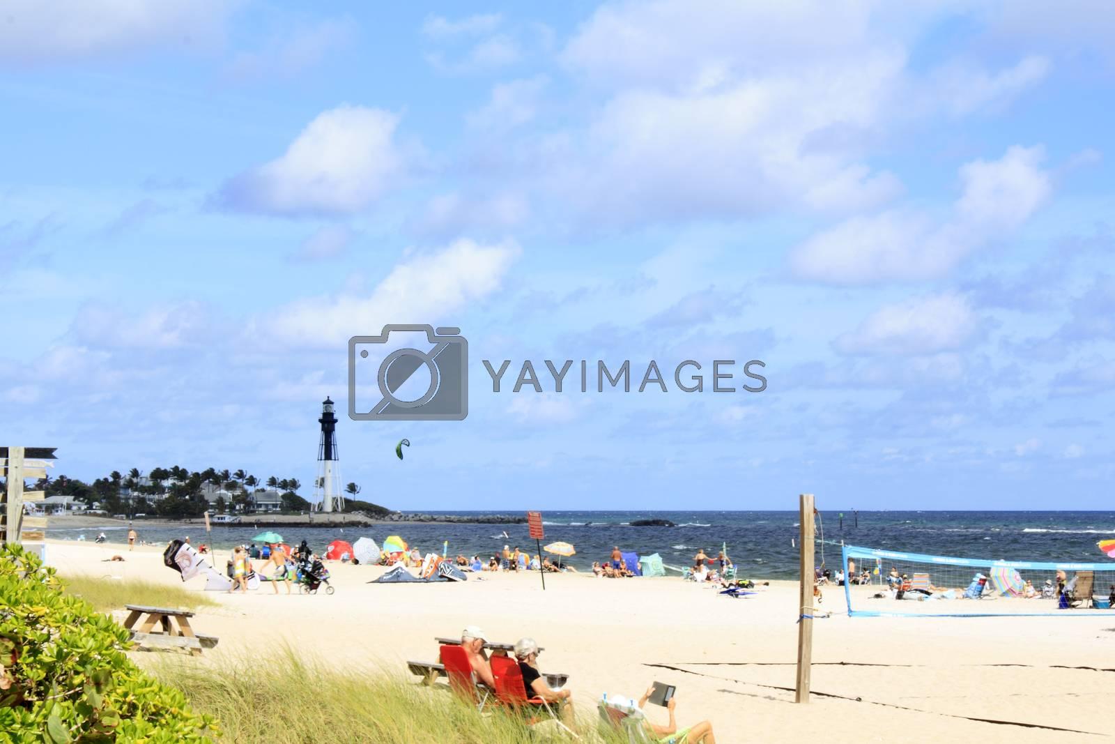 North Ocean Beach Park by Serenethos