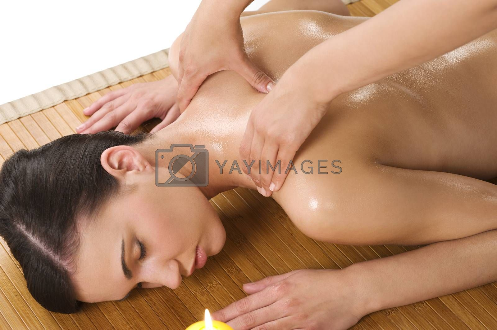 massage at spa by fotoCD