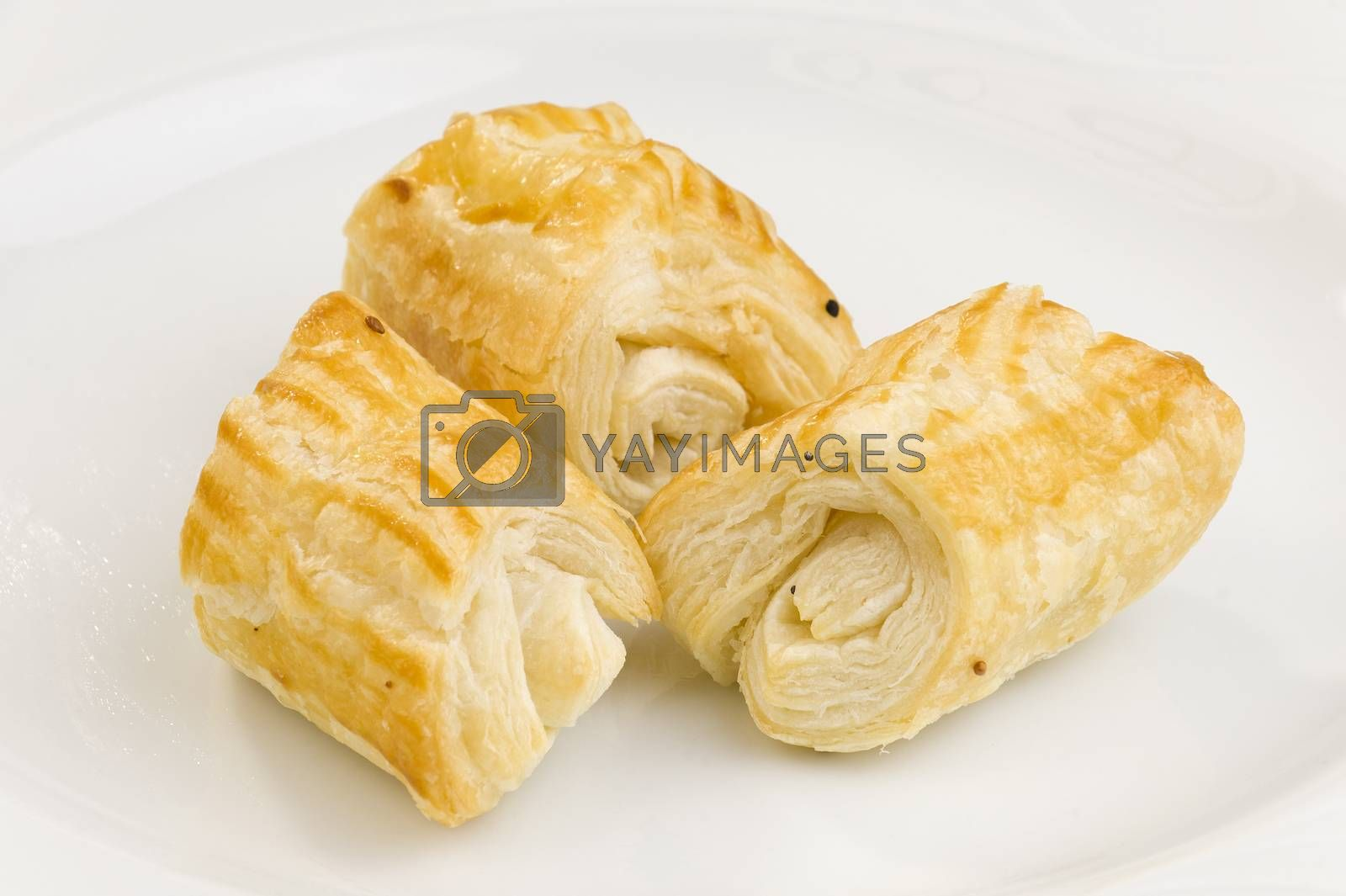 Royalty free image of Turkish Pastries by emirkoo