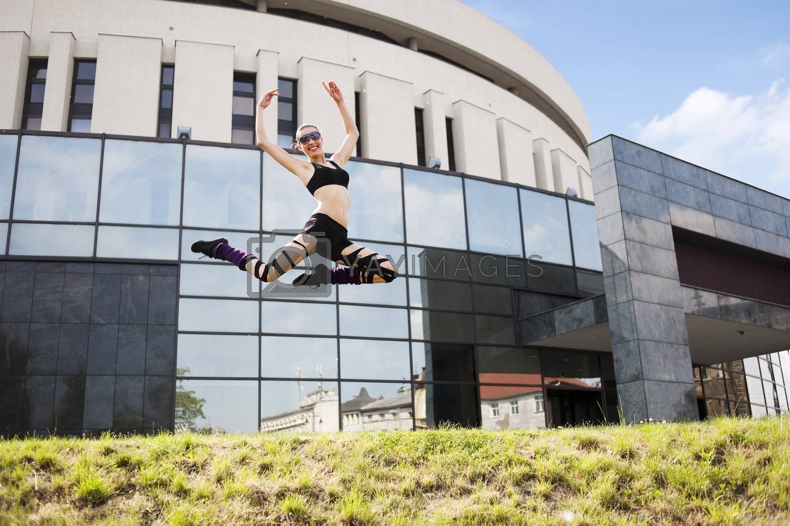 modern dancer by fotoCD