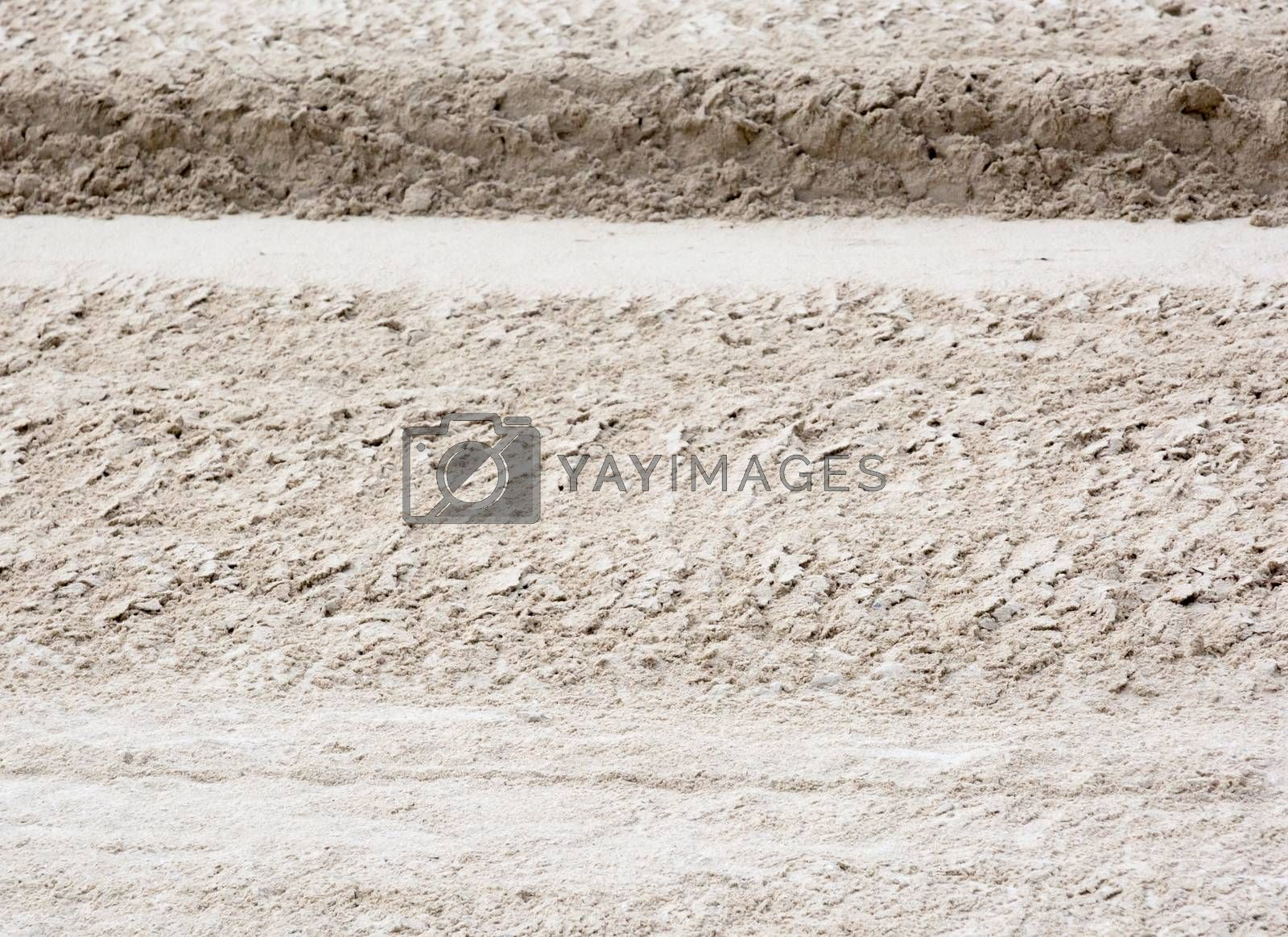 Royalty free image of Sand texture background by ArtesiaWells