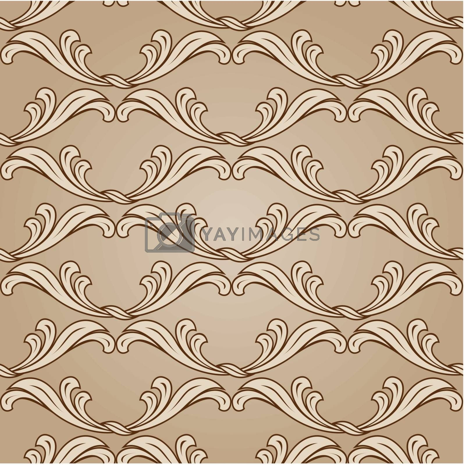 Royalty free image of Floral background by dvarg