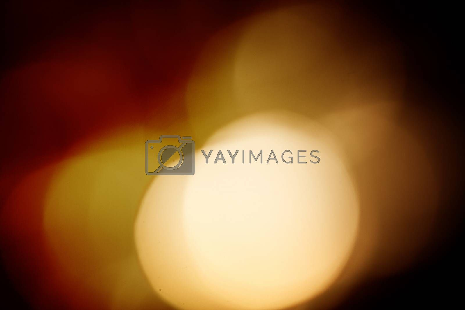 Blur image of an abstract light background