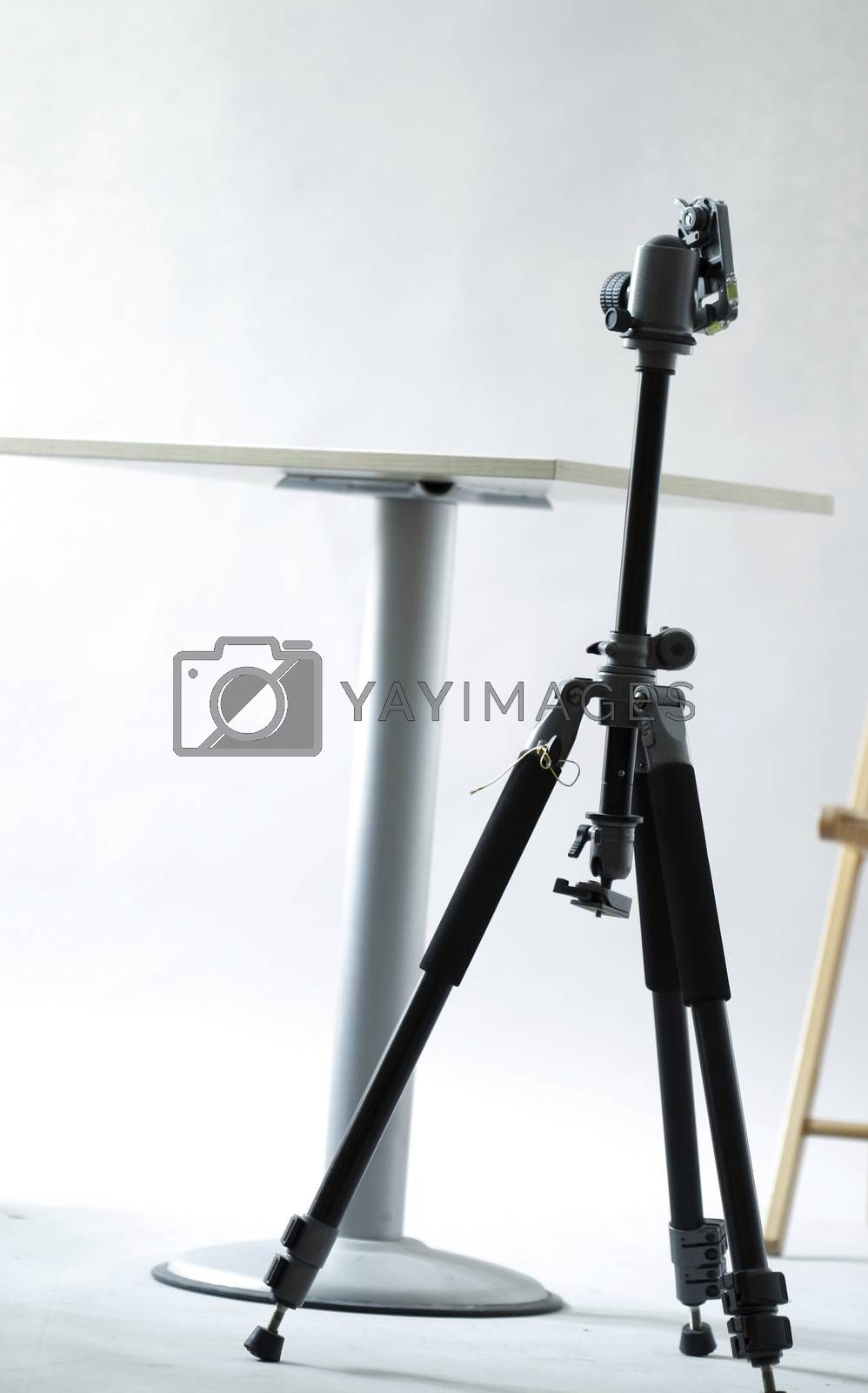 Photo of my studio stage - all my decor