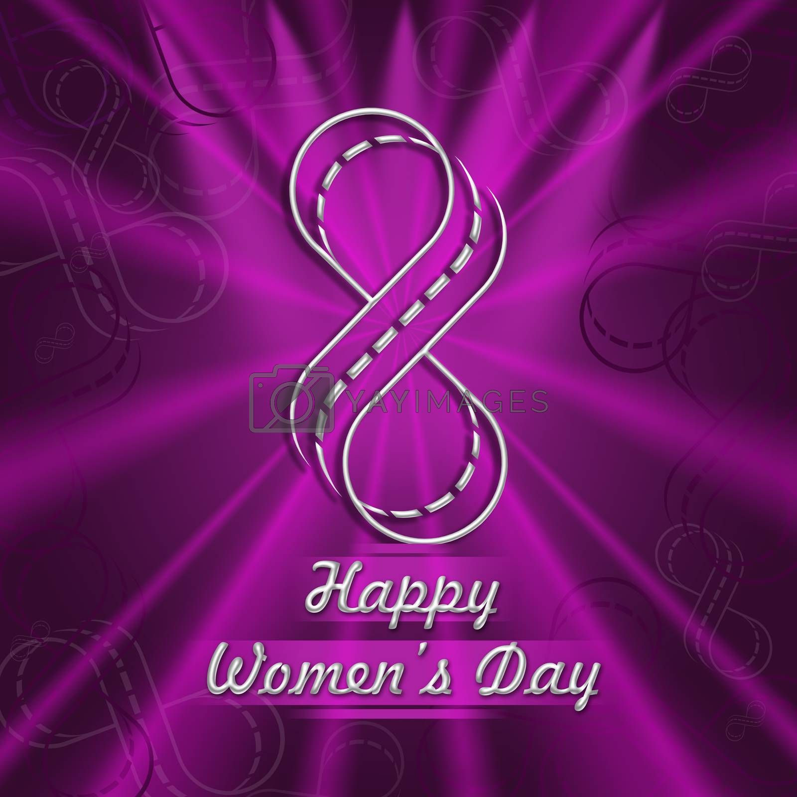 Royalty free image of International Women's Day by tharun15
