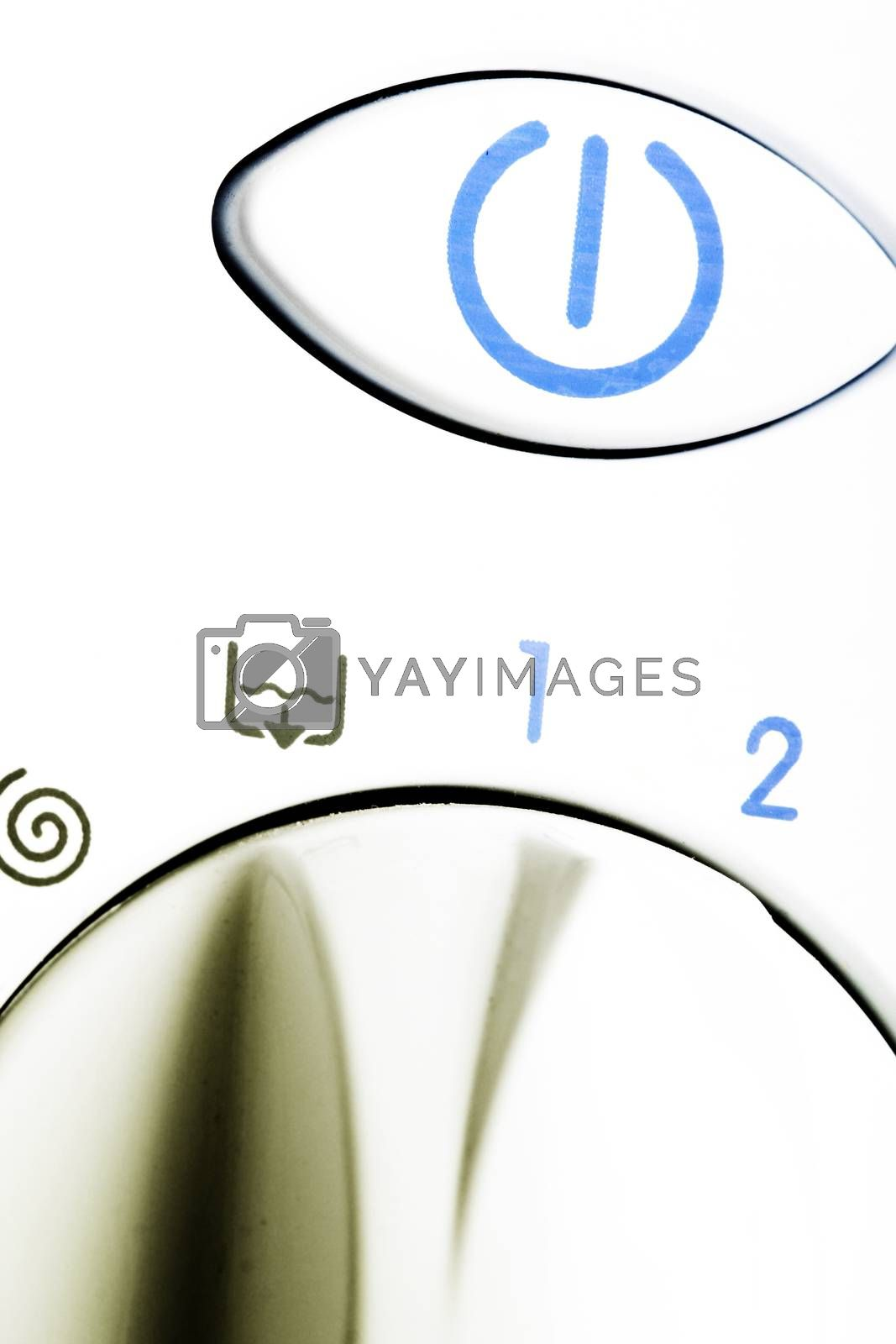 Royalty free image of Wheel of a laundry. by arosoft