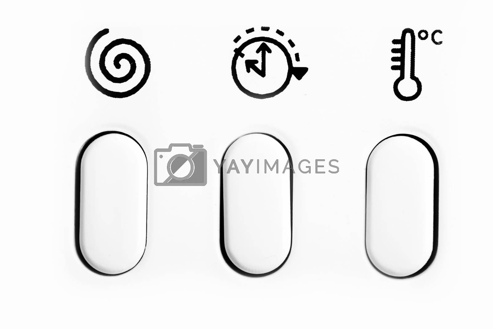 Royalty free image of Buttons by arosoft