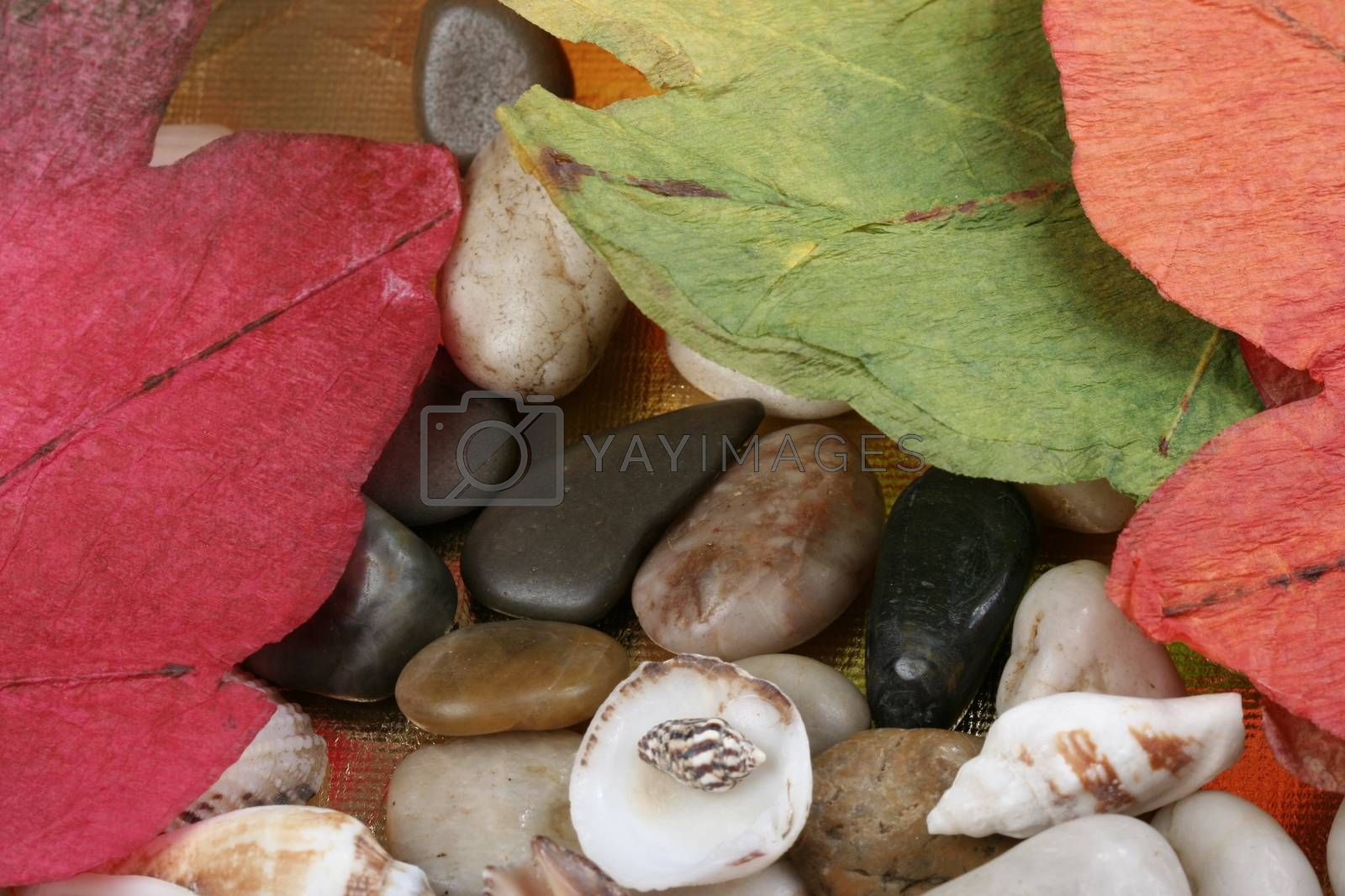 Royalty free image of Rock background. by arosoft