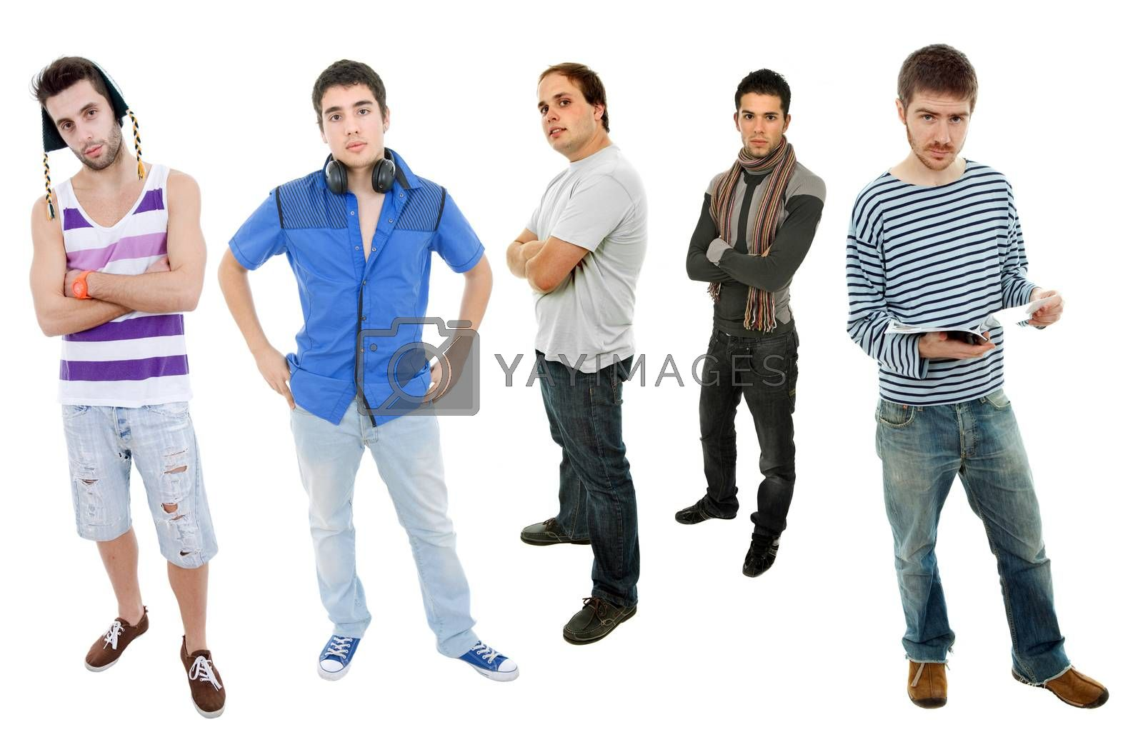 men group by zittto