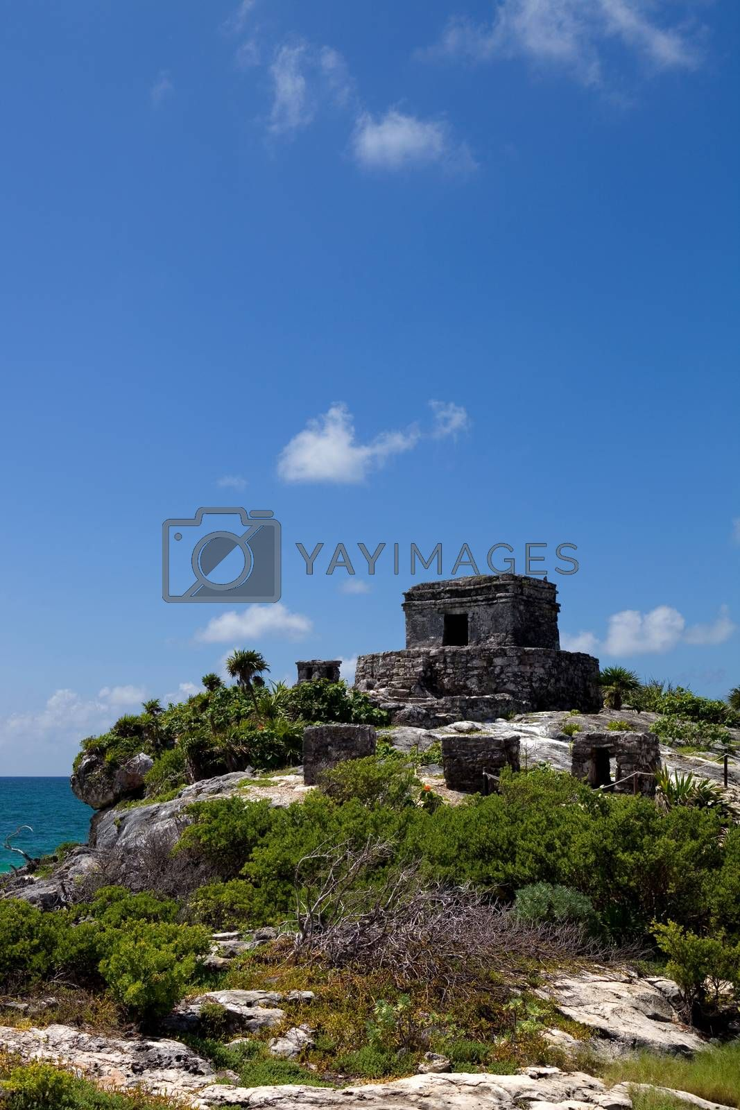 Royalty free image of Tulum by zittto