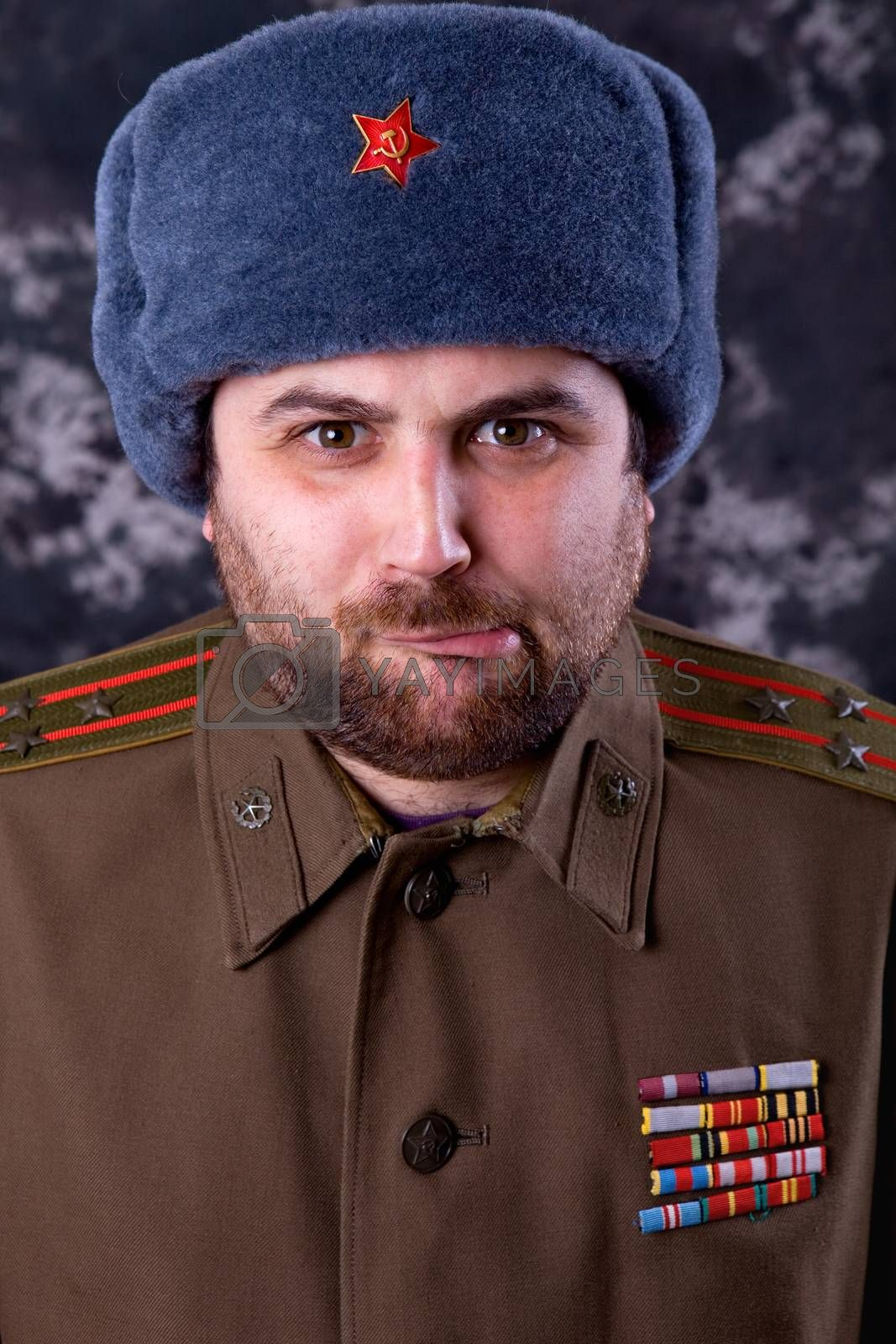 Royalty free image of soviet by zittto