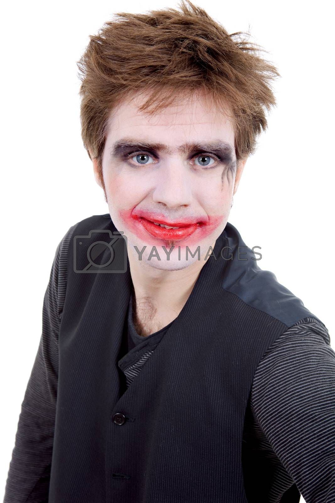 Royalty free image of joker by zittto