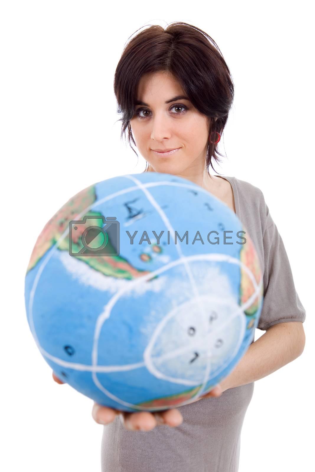 globe by zittto